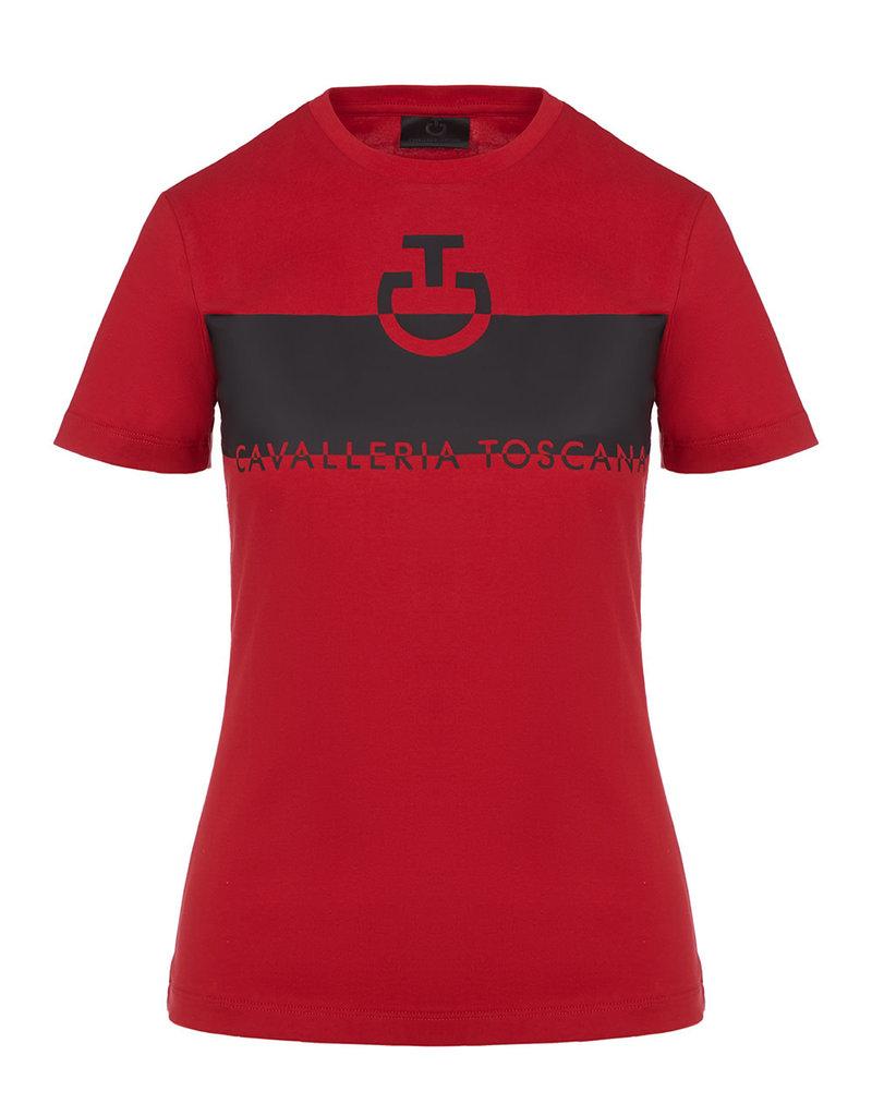 Cavalleria Toscana Shirt adhesive logo