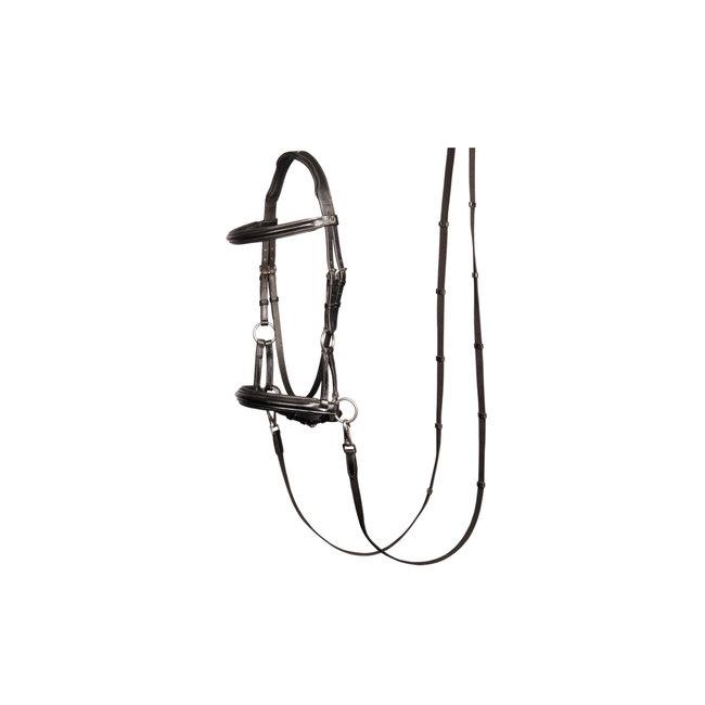 Harry's Horse Bridle Bitless Sidepull