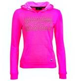 HV Polo Sweater Hoody Carolin Neon Fuchsia size XS