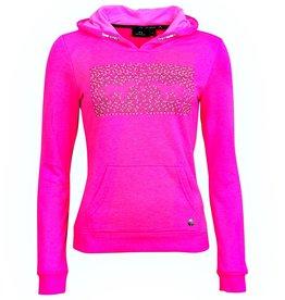 HV Polo Sweater Hoody Carolin Neon Fuchsia