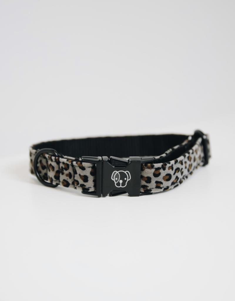 Hondenband Leopard