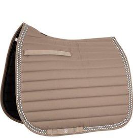 BR Saddle Pad Ambiance Palm Dressage