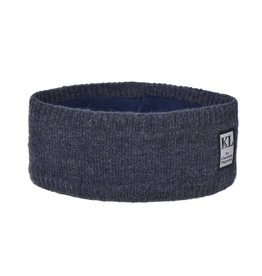 Kingsland Knitted Headband  Navy One size