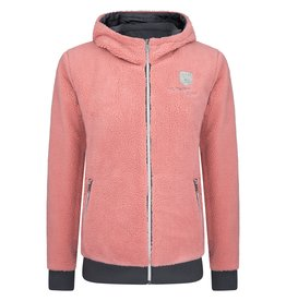 HV Polo Jacket  Garnet