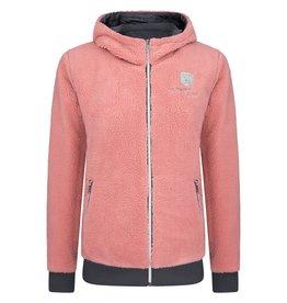 HV Polo Jacket  Granaat size S