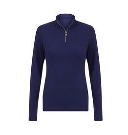 LeMieux Shirt longsleeve Liberte with zip