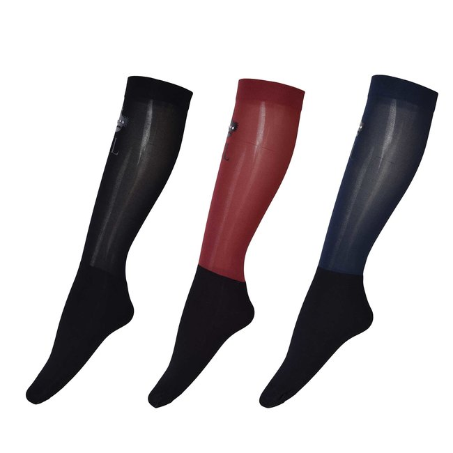 Kingsland Show Socks Synne One Size