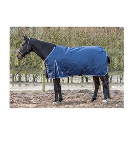 Harry Horse Outdoor deken Thor 100gr Black Iris