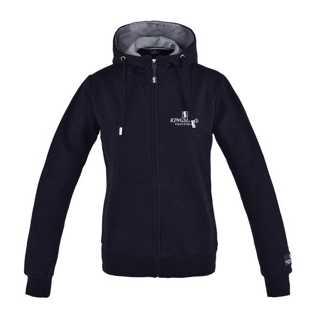 Kingsland Sweat jacket w/ hoody  unisex Classic