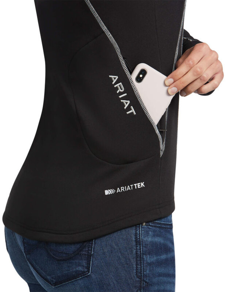 Ariat Shirt Conquest 2.0 1/2 Zip