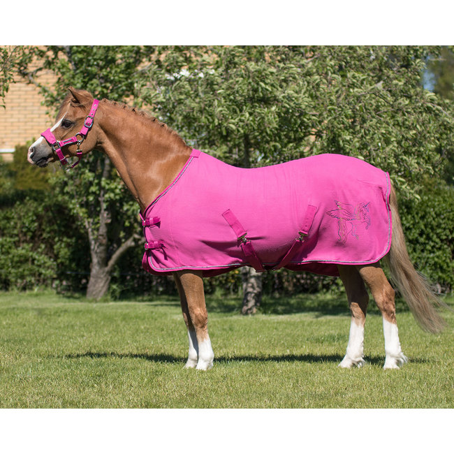 Qhp Blanket fleece Pegasus
