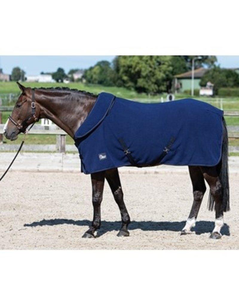 Harry Horse Fleecedeken met oprolbare nek