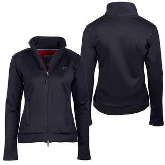 Qhp Sweat jacket Leslie Black