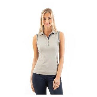 Anky Sleeveless Polo Shirt