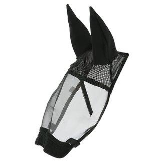 Equi-Theme vliegenmasker Training Zwart
