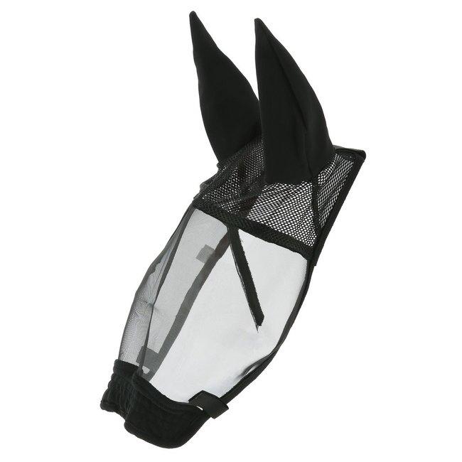 Equi-Theme fly mask Training Black