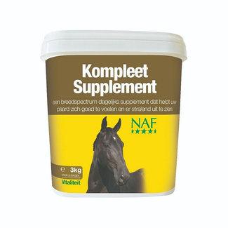 NAF Compleet Supplement