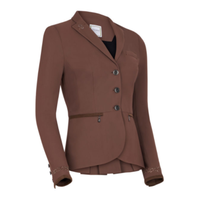 Samshield Competition jacket Victorine Embroidery
