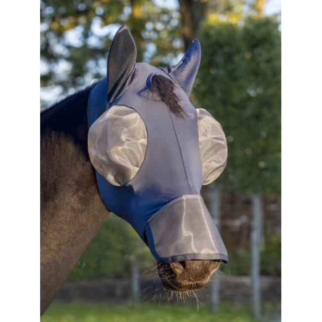 LeMieux Flymask  Bug Relief With nose protection