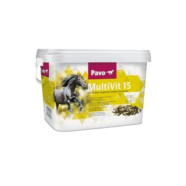 Pavo Multivit 3 kg