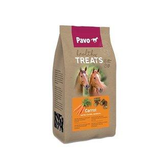 Pavo Healty treats Carrot 1 kg