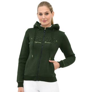 Spooks Sweat jacket Annber