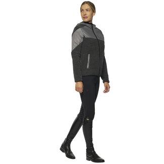Cavalleria Toscana Fleece jacket hooded zip  sherpa