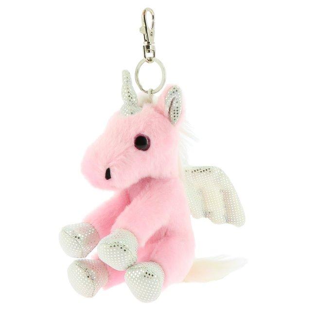 Equi-Theme unicorn keychain