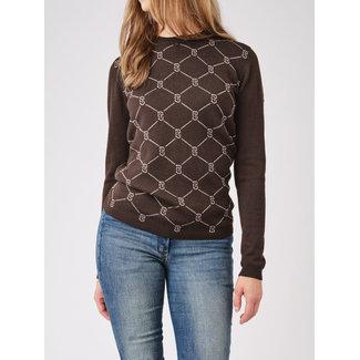 PS of Sweden Knit-Sweater Linnea