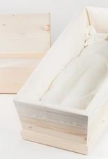 Houten kistje Margriet