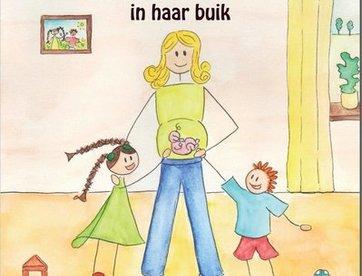 Boek Mama had een baby in haar buik