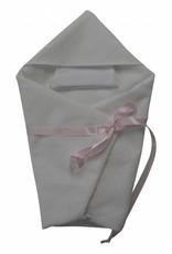 Wikkeldoek Hazelaar, roze