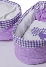 Zacht mandje Lavendel