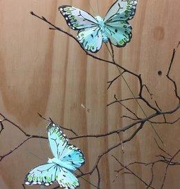 Vlindertjes - Mint