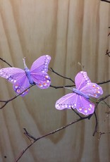 Vlindertje - Lila