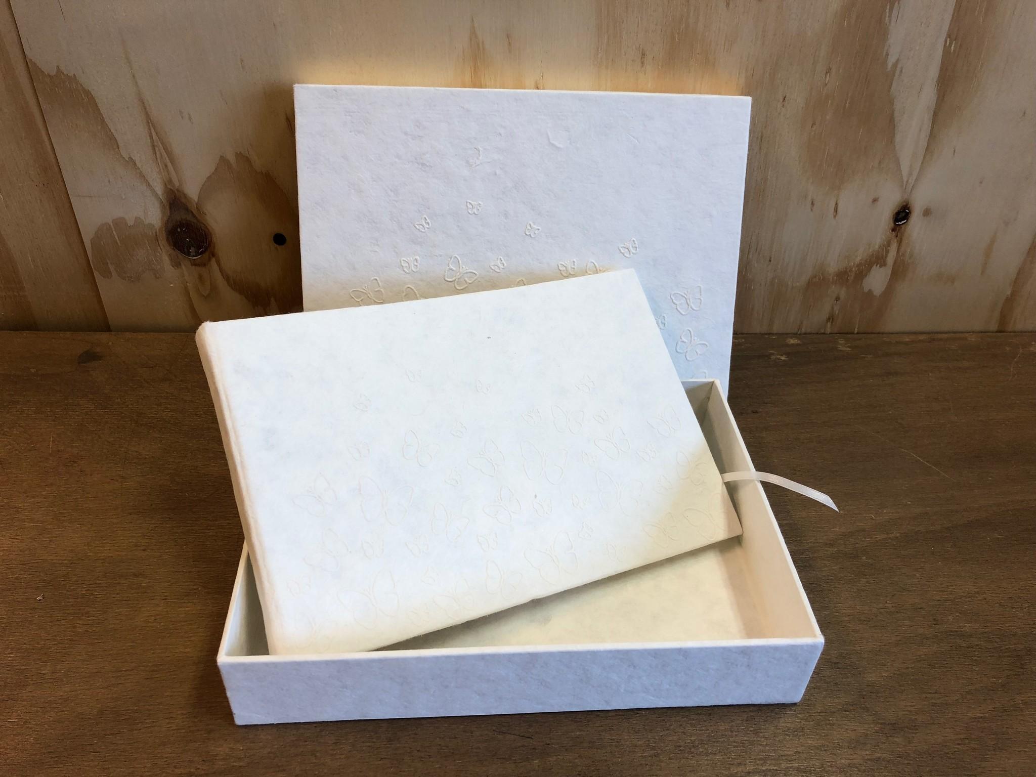 Condoleancebox Vlinder