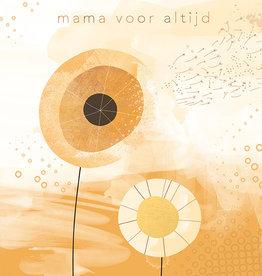 Boek Mama voor altijd