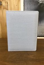 Condoleanceboek linnen