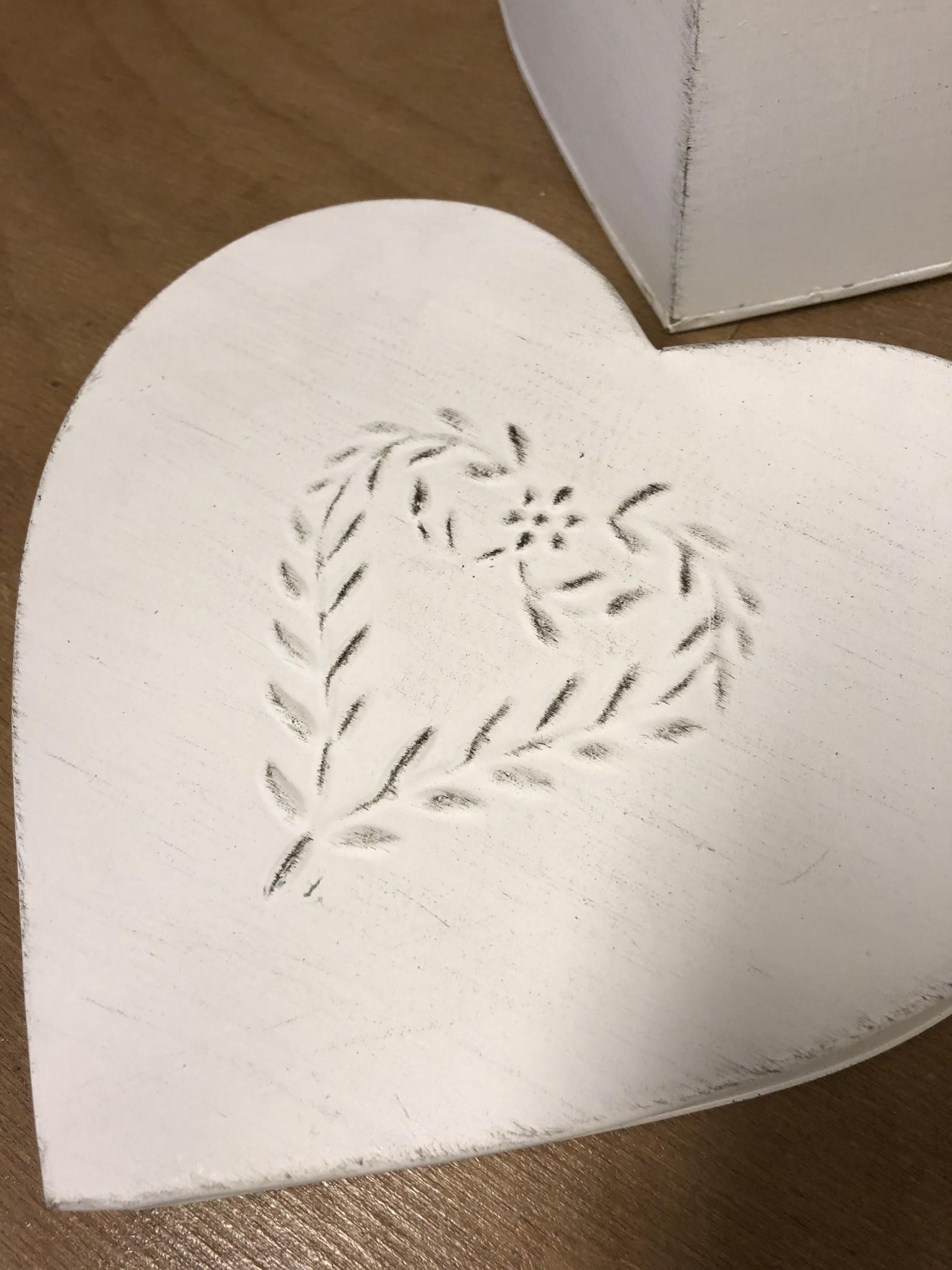 Bewaarblik hartvorm