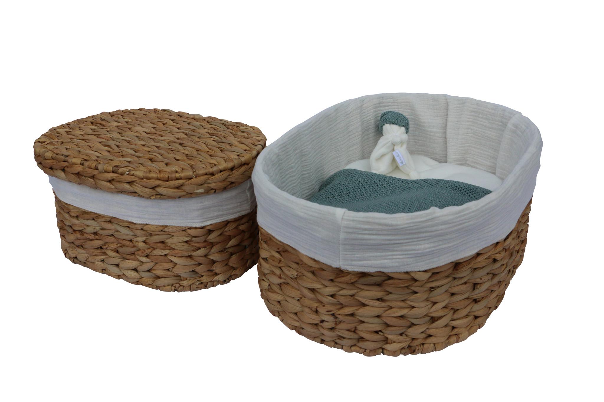 Waterhyacint Classic Stonegreen