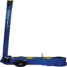Barntools Lucht/hydraulische krik 50/25/10 ton