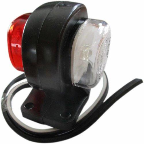 Led set breedte lampen rond klein