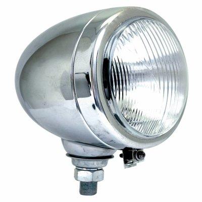 Barntools Tractor koplamp chrome 150 mm