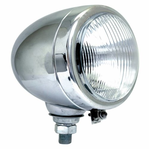 Tractor koplamp chrome 150 mm