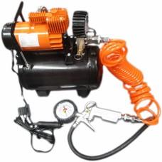 Barntools Compressor 12 volt met 3 liter tank