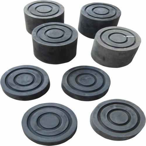 Poetsbrug rubber set