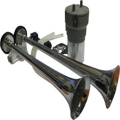 Barntools Luchthoorn 12 V 370/310 mm compressor