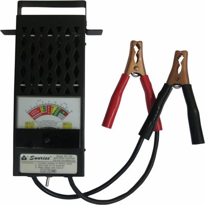 Barntools Accutester 6 en 12 volt