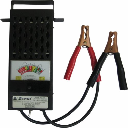 Accutester 6 en 16 volt