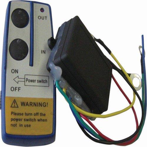 Draadloze afstandsbediening 12 volt
